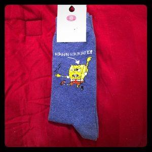 Other - Sponge Bob Dress Socks